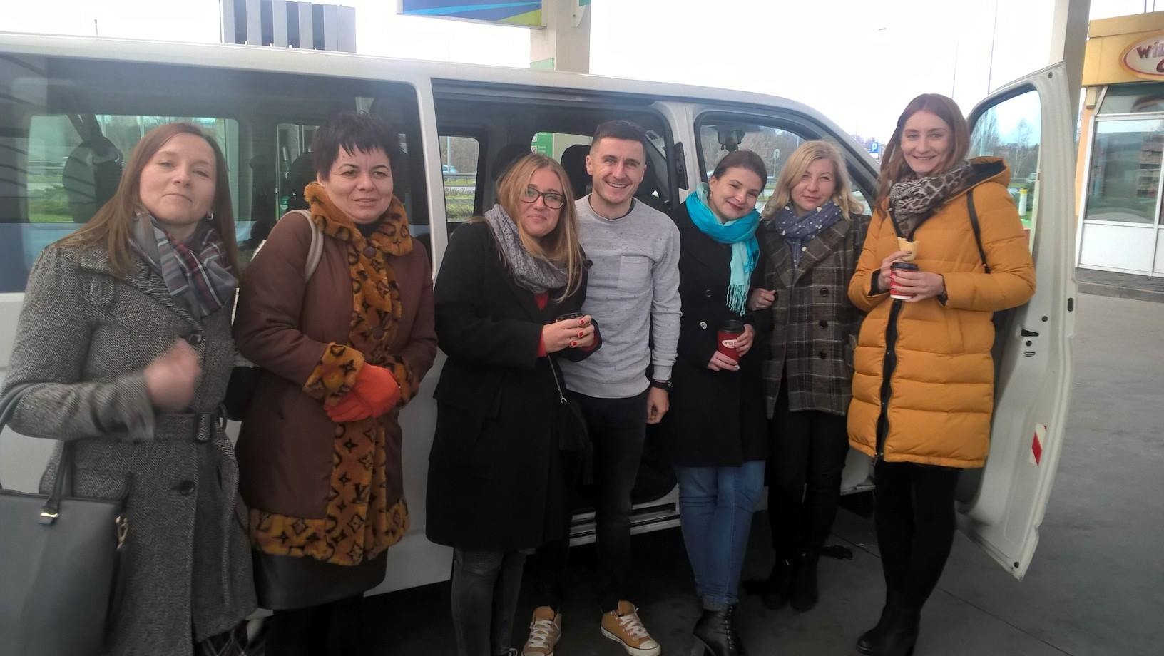 Busweekend przewóz osób Katowice